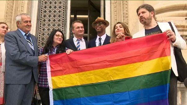 Toda la UE deberá reconocer los derechos de los cónyuges homosexuales