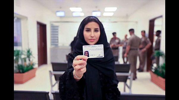 Саудовки получили права