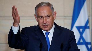 Netanyahu tampoco convence a Macron sobre Irán