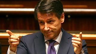 Az olasz felsőház támogatását már megszerezte Conte