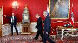 Putin de visita oficial en Austria