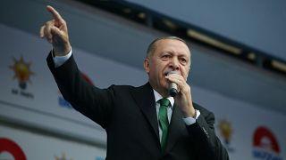 Erdoğan: Gerekirse Sincar'a gideceğiz gereğini yapacağız