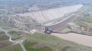Su krizinde Türkiye'den Irak'a garanti