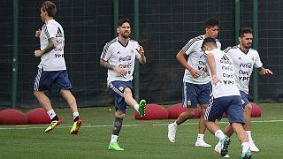 تیم ملی فوتبال آرژانتین بازی دوستانهاش با اسرائیل را لغو کرد