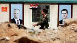 تنش بین نیروهای روسیه و شبه نظامیان حامی اسد در سوریه