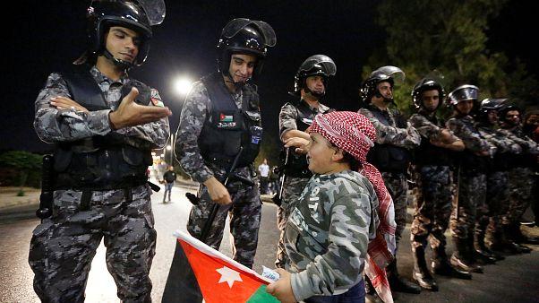 """Massenproteste in Jordanien: """"Eine Steuerreform, die Arme belastet"""""""