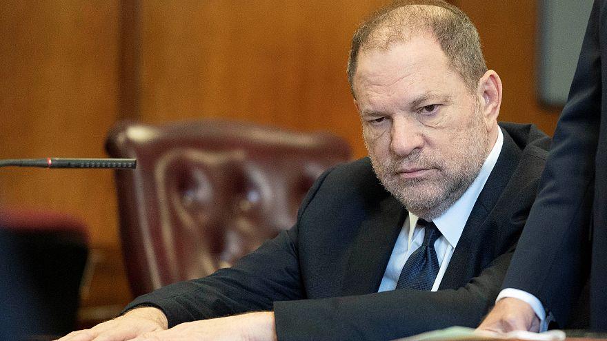 Harvey Weinstein plaide non coupable