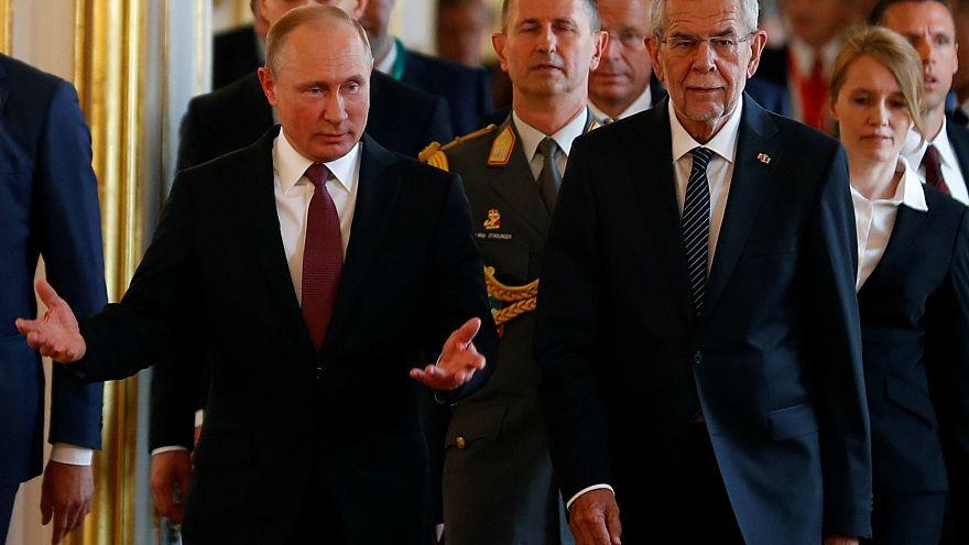 "Putin all'Ue: ""revoca sanzioni è interesse di tutti"""