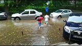 Ítéletidő Bukarestben