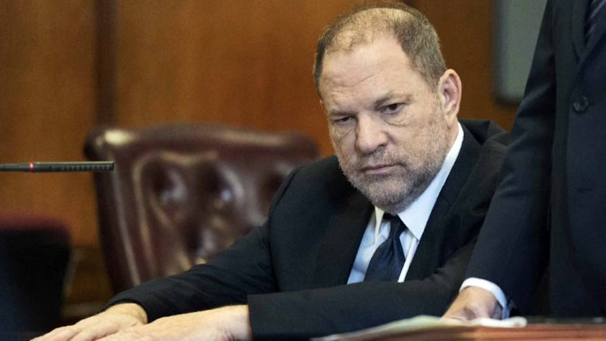 Harvey Weinstein declara-se inocente de violação