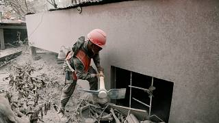 Guatemala : un bébé sorti vivant des décombres