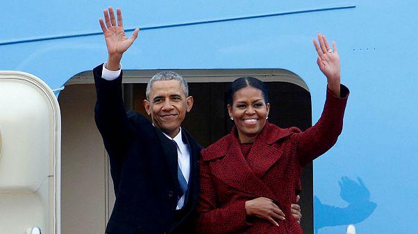 Suudi Arabistan Obama'yı mücevhere boğmuş