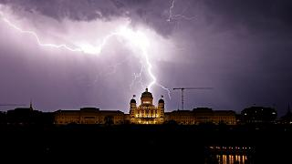 ¿Por qué llueve tanto y hay tantas tormentas en Europa este año?