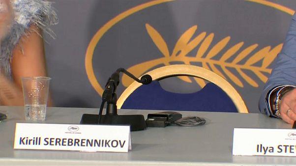 Serebrennikow unter Hausarrest