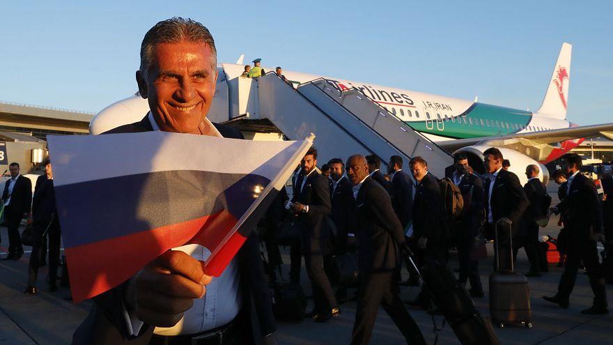 Mundial2018: Seleção iraniana já está na Rússia