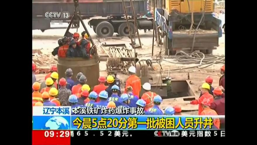 11 dead after explosion inside China mine