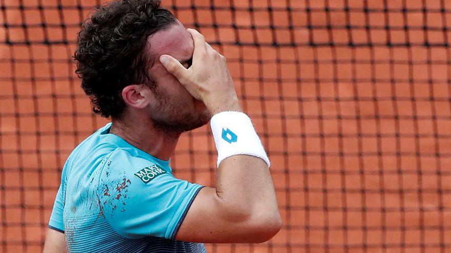 """Roland Garros, Cecchinato: """"la mia vita è cambiata"""""""
