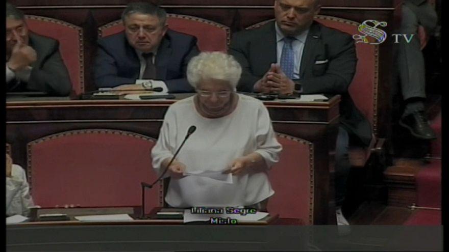 "Liliana Segre, senadora italiana: ""Yo también fui clandestina"""