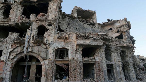Ливия: битва за Дерну