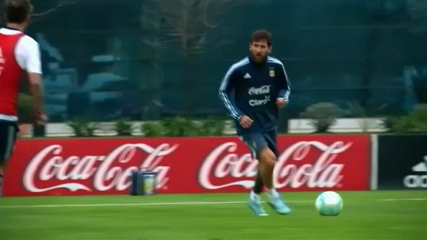 Argentina cancels World Cup friendly against Israel