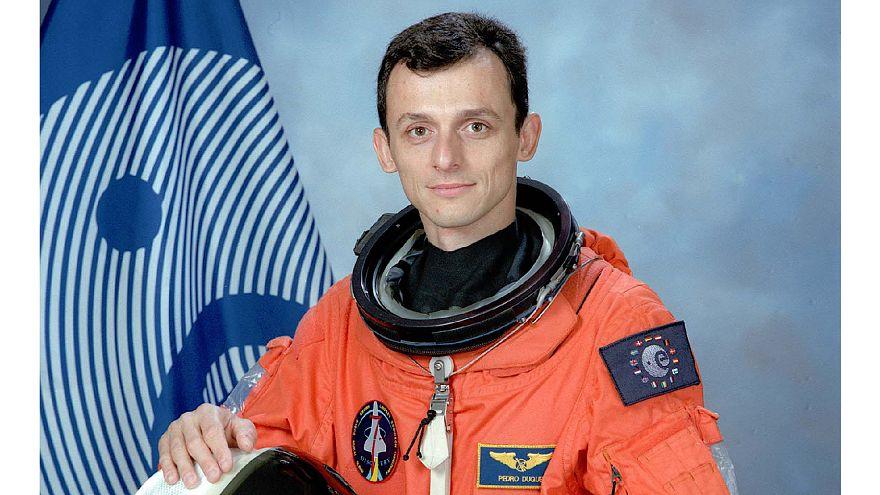 Pedro Duque, un ministro muy 'espacial'