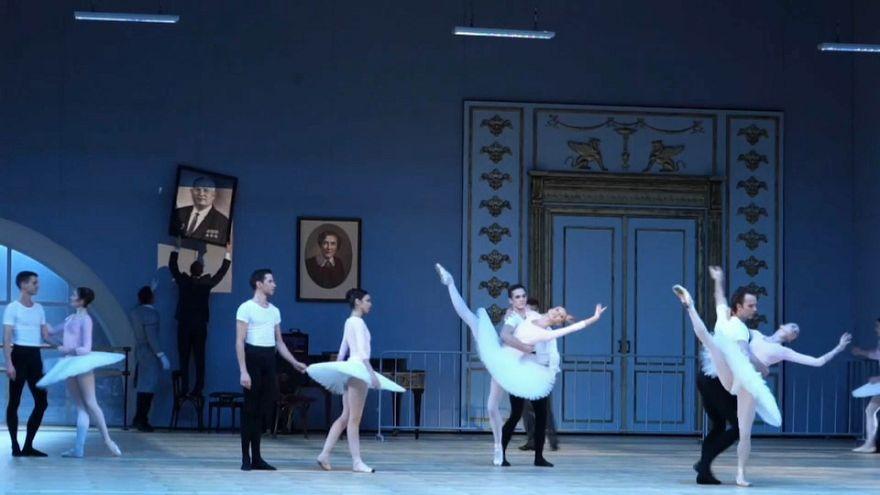 Balé sobre Nureyev recebe vários galard´ões do Prémio Benois de Dança