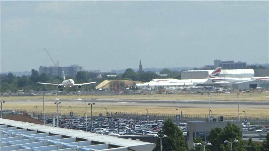 UK PM promises timely vote on Heathrow