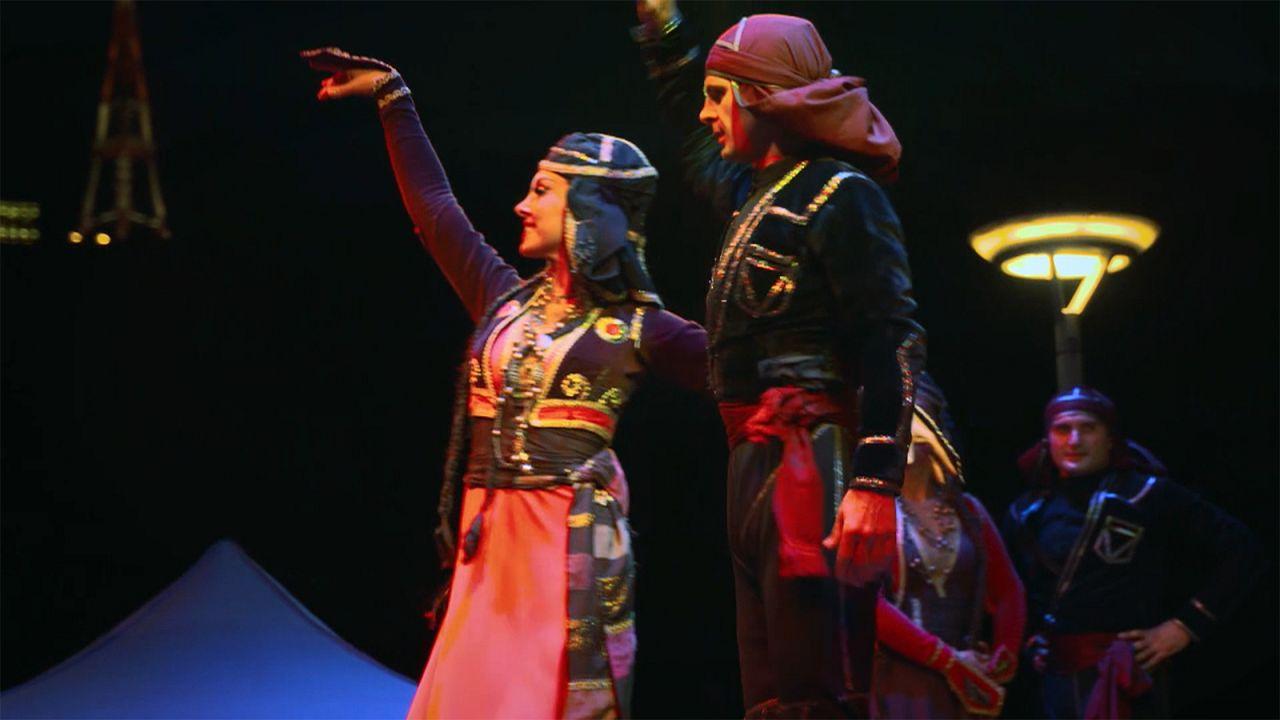 «سوخیشویلی» باله ملی گرجستان؛ محبوب همه نسلها