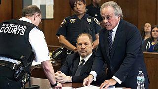 Weinstein se declara inocente de violación