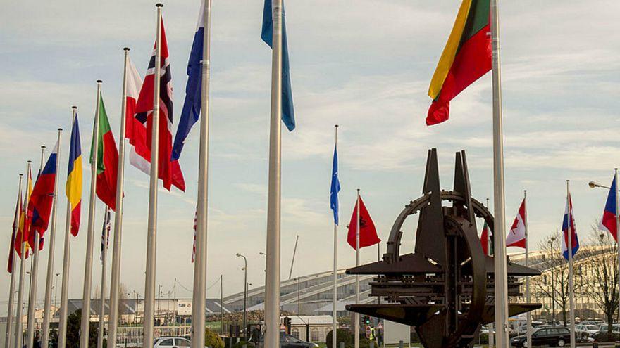 مقر جدید ناتو در بروکسل پذیرای وزیران دفاع کشورهای عضو