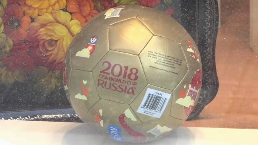 Russia prepares to host the 2018 World Cup