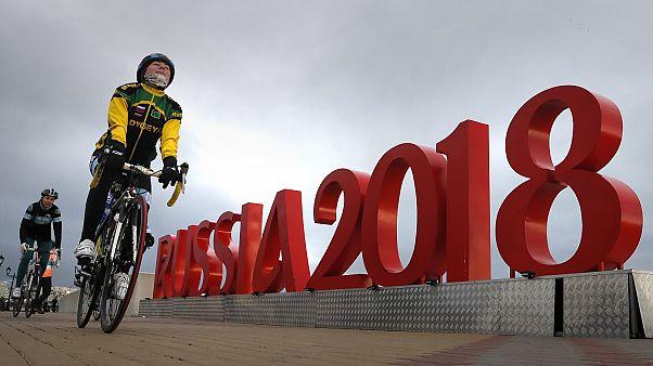 Έτοιμη η Ρωσία για το μεγάλο ποδοσφαιρικό πανηγύρι