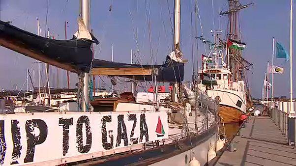 """من أين يأتي تمويل """"سفن أسطول الحرية لكسر حصار غزة""""؟"""