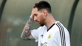لیونل مسی، فوق ستاره فوتبال آرژانتین