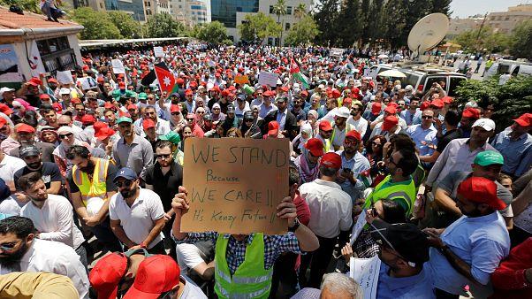 Иордания: забастовка и безысходность