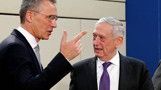 Подкрепление силам НАТО в Евросоюзе
