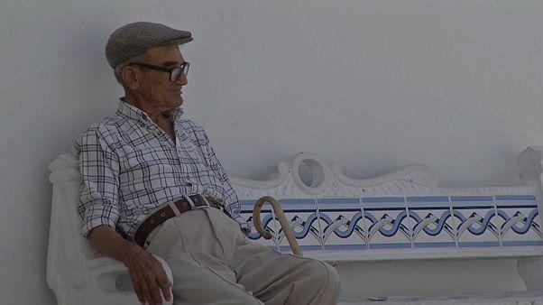 Envelhecimento em Portugal: Só 8 milhões em 2070