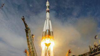 Stazione Spaziale Internazionale: lanciata la Soyuz
