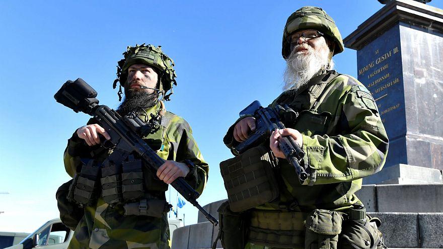 La Svezia mobilita tutti i propri riservisti per la prima volta dal 1975