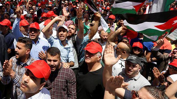 """Jordânia: uma economia """"em luta"""""""