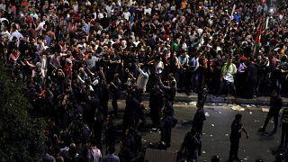 ¿Por qué protestan los jordanos?