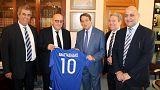 Ο Ν.Αναστασιάδης στην... Εθνική Κύπρου!