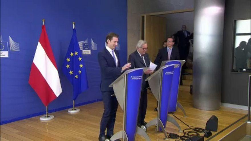 Wien will Sicherung von EU-Außengrenzen vorantreiben