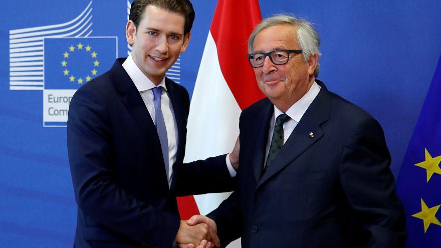 Juncker: a határvédelem a legfontosabb