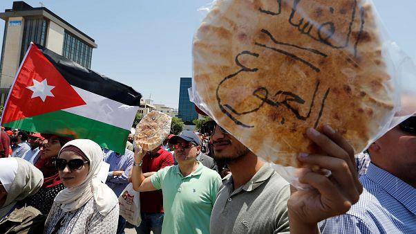 Il popolo giordano ancora in piazza contro il carovita