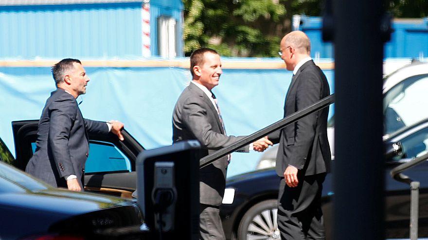 Outspoken US Ambassador begins mission in Berlin
