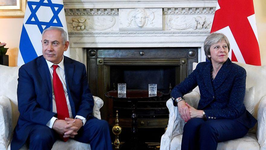 Netanjahu: London lépjen ki az iráni atomalkuból