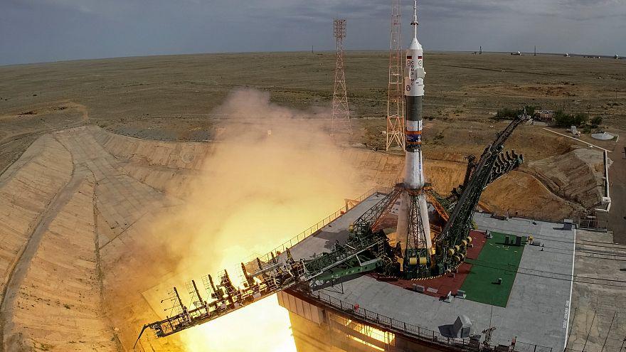 Soyouz s'est envolé pour la Station spatiale Internationale
