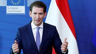 Áustria: migração dominará presidência da UE