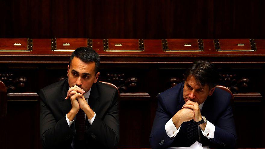 Governo de Giuseppe Conte vence moção de confiança
